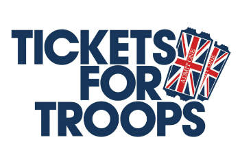 Image result for tickets for troops