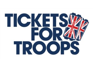 Tickets For Troops Survey