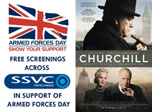 Armed Forces Day - Film Screenings