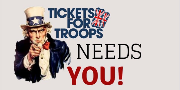 72a92a85878 Home | Tickets for Troops